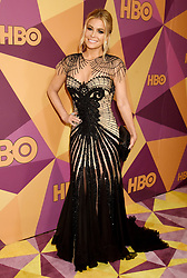 """Lena Dunham and Jennifer Konner at HBO's """"Golden Globe Awards"""" After Party held at the Beverly Hilton Hotel on January 7, 2018 in Beverly Hills, CA. Janet Gough/AFF-USA.com. 07 Jan 2018 Pictured: Carmen Electra. Photo credit: MEGA TheMegaAgency.com +1 888 505 6342"""