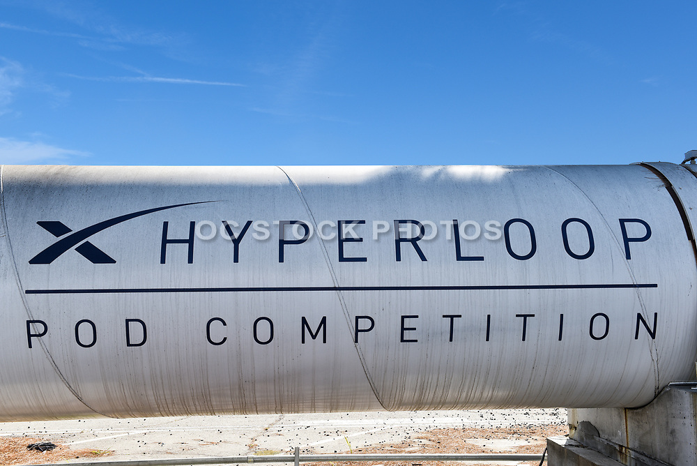 Hyperloop Pod Competition Tube