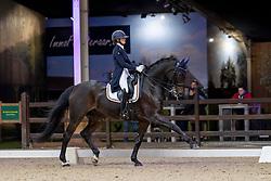 Fairschild Alexa, BEL, Dabanos d 04<br /> Belgisch Kampioenschap Dressuur<br /> Azelhof - Lier 2020<br /> © Hippo Foto - Dirk Caremans<br /> 02/10/2020