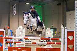 Franco Kilian, BEL, Revisible van de Bucxtale<br /> Nationaal Indoorkampioenschap  <br /> Oud-Heverlee 2020<br /> © Hippo Foto - Dirk Caremans