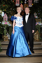 SIR PAUL & LADY JUDGE at the Royal Academy of Art's Summer Ball held at Burlington House, Piccadilly, London on 16th June 2008.<br /><br />NON EXCLUSIVE - WORLD RIGHTS