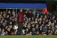 Photo: Lee Earle.<br /> Portsmouth v Manchester City. The Barclays Premiership. 10/02/2007.Portsmouth manager Harry Redknapp.