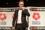 Nick Gartland during the National League Gala Awards at Celtic Manor Resort, Newport, United Kingdom on 8 June 2019.