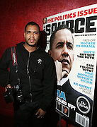 """Johnny Nunez at The Russell Simmons and Spike Lee  co-hosted """"I AM C.H.A.N.G.E!"""" Get out the Vote Party presented by The Source Magazine and The HipHop Summit Action Network held at Home on October 30, 2008 in New York City"""