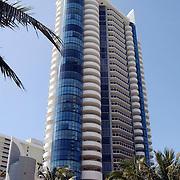 Vakantie Miami Amerika, hotel, torenflat, hoog, verdiepingen