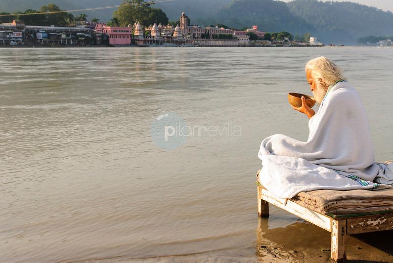 Rio Ganges-Rishikesh-India ©Antonio Real Hurtado / PILAR REVILLA
