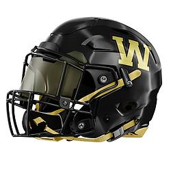 Windsor High School Football Helmet