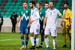 Dejan Petrovic of Slovenia during friendly match between national teens of Slovenia and San Marino, October 7, 2020 in Stadium Stozice, Ljubljana, Slovenia. Photo by Grega Valancic / Sportida