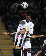 Portuguese League Nacional vs F.C. Porto 2014