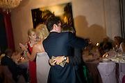 CHRIS O'NEILL;  ANOUSKA D'ABO, Christie's Gala. Casa Austria.  Amadeus Weekend. Salzburg. 22 August 2008.  *** Local Caption *** -DO NOT ARCHIVE-© Copyright Photograph by Dafydd Jones. 248 Clapham Rd. London SW9 0PZ. Tel 0207 820 0771. www.dafjones.com.
