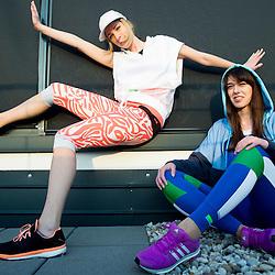 20150409: SLO, Running - Adidas by Stella McCartney