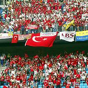 Turkey's Fans<br /> Photo by Aykut AKICI/TurkSporFoto