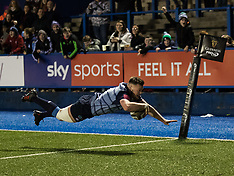 2018-02-17 Cardiff Blues v Munster