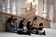 WPOW 2020 Seminar and Portfolio Review at the Corcoran School of the Arts & Design, Washington, D.C., February 8, 2020.