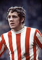 Mike Pejic (Stoke City) Manchester City v Stoke City 29/3/69 1968 / 69 season Credit : Colorsport