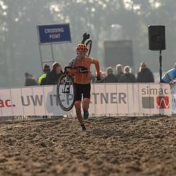 04-11-2018: Wielrennen: EK veldrijden: Rosmalen <br />Pim Ronhaar