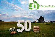 La cooperativa catalana Girona Fruits celebra el seu 50 anniversari a l'espai White Summer de Pals.
