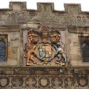 Historic Crest - Salisbury, UK