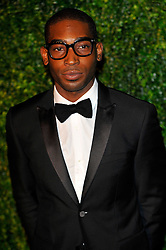 Tinie Tempah attends the 58th London Evening Standard Theatre Awards in association with Burberry, London, UK, November 25, 2012. Photo by Chris Joseph / i-Images.