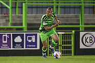 Forest Green Rovers v Barrow 270421