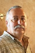 Eddy Oosterlinck, Domaine de Juchepie. Loire. Owner winemaker. France Europe.