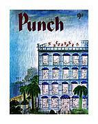 Punch cover 14 September 1960