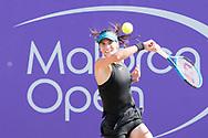 Ajla Tomljanovic (AUS) during the Mallorca Open at Country Club Santa Ponsa on June 22, 2018 in Mallorca, Spain. Photo Credit: Katja Boll/EVENTMEDIA.