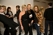 TYRONE WOOD; JO WOOD; JERRY HALL; SUZANNE WYMAN, Elaine Ferguson. ' Texas Blues'. Scream Gallery. Bruton St. London. 11 December 2008 *** Local Caption *** -DO NOT ARCHIVE -Copyright Photograph by Dafydd Jones. 248 Clapham Rd. London SW9 0PZ. Tel 0207 820 0771. www.dafjones.com<br /> TYRONE WOOD; JO WOOD; JERRY HALL; SUZANNE WYMAN, Elaine Ferguson. ' Texas Blues'. Scream Gallery. Bruton St. London. 11 December 2008