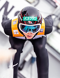 01.02.2019, Heini Klopfer Skiflugschanze, Oberstdorf, GER, FIS Weltcup Skiflug, Oberstdorf, im Bild Ryoyu Kobayashi (JPN) // Ryoyu Kobayashi of Japan during the FIS Ski Flying World Cup at the Heini Klopfer Skiflugschanze in Oberstdorf, Germany on 2019/02/01. EXPA Pictures © 2019, PhotoCredit: EXPA/ JFK