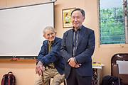 Dr. James Brewbaker, Dr. Lee