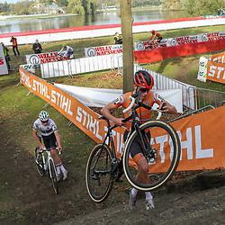 07-11-2020: Wielrennen: EK Veldrijden: Rosmalen <br />Pim Ronhaar