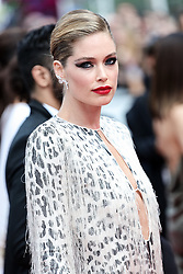 "CANNES - MAY 21: Sasha Luss arrives to the premiere of "" ONCE UPON A TIME... IN HOLYWOOD "" during the 2019 Cannes Film Festival. 21 May 2019 Pictured: Doutzen Kroes. Photo credit: Lyvans Boolaky/imageSPACE / MEGA TheMegaAgency.com +1 888 505 6342"