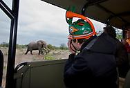 Foto: Gerrit de Heus: Zuid-Afrika, Safari in het Krugerpark.