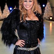 NLD/Utrecht/20121218 - Perspresentatie Sterren Dansen op het IJs 2013, Antje Monteiro