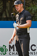 Matthew Wallace (ENG) waits to tee off on 2 during Rd4 of the World Golf Championships, Mexico, Club De Golf Chapultepec, Mexico City, Mexico. 2/23/2020.<br /> Picture: Golffile | Ken Murray<br /> <br /> <br /> All photo usage must carry mandatory copyright credit (© Golffile | Ken Murray)