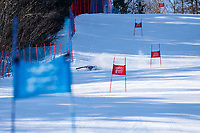 GSC Mac Cup Giant Slalom at Gunstock.   ©2021 Karen Bobotas Photographer