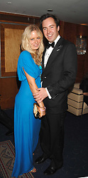 JAMES MURRAY-WELLS and ASTRID HARBOARD at the 2008 Boodles Boxing Ball in aid of the charity Starlight held at the Royal Lancaster Hotel, London on 7th June 2008.<br /> <br /> NON EXCLUSIVE - WORLD RIGHTS