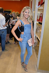MOLLIE KING at the launch the Folli Follie Flagship store at 493 Oxford Street, London on 28th May 2015.