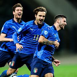 20210330: SLO, Football - European Under 21 Championship 2021, Italy vs Slovenia