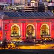 Union Station, Kansas City, MO, December 2020