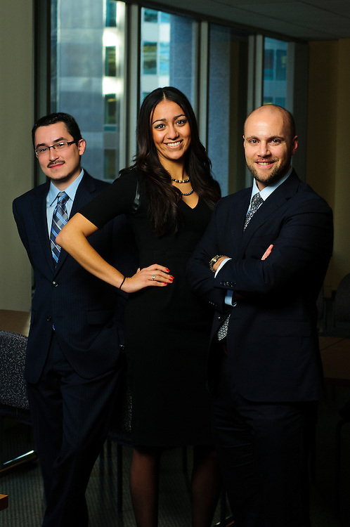 At the Hispanic Alliance for Career Enhancement (HACE), President Sergio Fernandez, Director Mario Vela, and Membership Outreach Director Patricia Mota strive to positively impact the American workplace by providing Latino professionals the insight, access, and support to be successful in their careers.