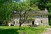 Three family house, Colonial Plantation, Ridley Creek State Park, Delaware County, PA