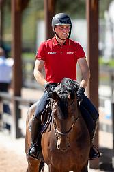 Tebbel Maurice, GER, Don Diarado<br /> World Equestrian Games - Tryon 2018<br /> © Hippo Foto - Dirk Caremans<br /> 18/09/2018