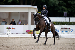 Schauer Maria, GER, Day Light K<br /> World Championship Young Horses Verden 2021<br /> © Hippo Foto - Dirk Caremans<br /> 27/08/2021