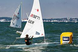 , Travemünder Woche 19. - 28.07.2019, Laser 4.7 - GER 213277 - Ben KUHLEMANN - Segler-Club Clarholz e. V