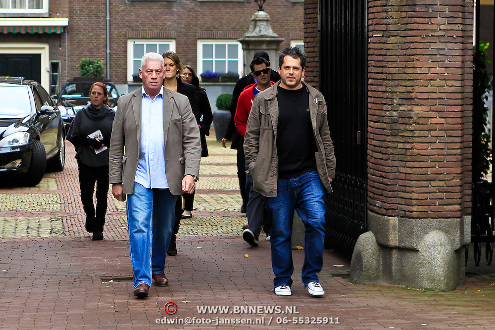 NLD/Amsterdam/20101029 - Photocall Jacass 3D met Jeff Tremaine