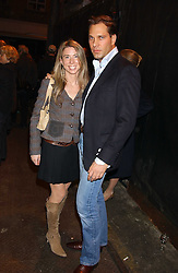 COMTESSA NICOLE PURIN and JAN DE SMEDT at an opening party for artist Paul McCarthy's exhibition 'LaLa Land Parody Paradise' held at the Whitechapel Gallery, 80-82 Whitechapel High Street, London E1 on 22nd October 2005.<br /><br />NON EXCLUSIVE - WORLD RIGHTS