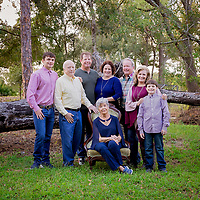 { The Halvorson Family }