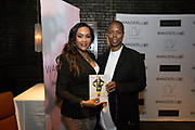 NEW YORK, NEW YORK - APRIL 26: Vivica A. Foxx and Sidra Smith attend WanderLuxxe during Tribecca Film Festival at American Cut on April 26, 2019 in New York City. (Photo by Brian Stukes/ON-SITEFOTOS)