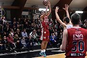 DESCRIZIONE : Roma Adidas Next Generation Tournament 2015 Armani Junior Milano Unipol Banca Bologna<br /> GIOCATORE : Davide Toffali<br /> CATEGORIA : tiro three points<br /> SQUADRA : Armani Junior Milano<br /> EVENTO : Adidas Next Generation Tournament 2015<br /> GARA : Armani Junior Milano Unipol Banca Bologna<br /> DATA : 29/12/2015<br /> SPORT : Pallacanestro<br /> AUTORE : Agenzia Ciamillo-Castoria/GiulioCiamillo<br /> Galleria : Adidas Next Generation Tournament 2015<br /> Fotonotizia : Roma Adidas Next Generation Tournament 2015 Armani Junior Milano Unipol Banca Bologna<br /> Predefinita :